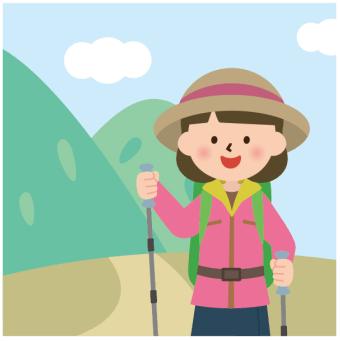六国見山ハイキングコース 所要時間