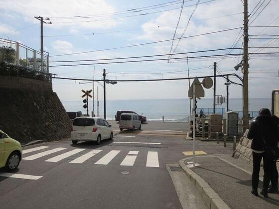 鎌倉高校前 スラムダンク