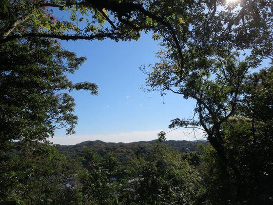 祇園山ハイキングコース7