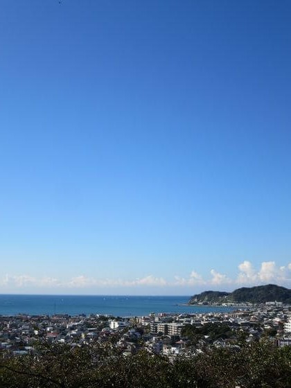 祇園山ハイキングコース見晴台 景色3