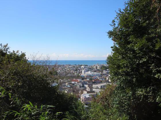 祇園山ハイキングコース9