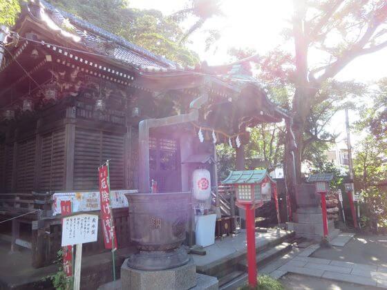 八雲神社本殿