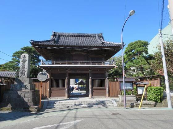 本覚寺 鎌倉