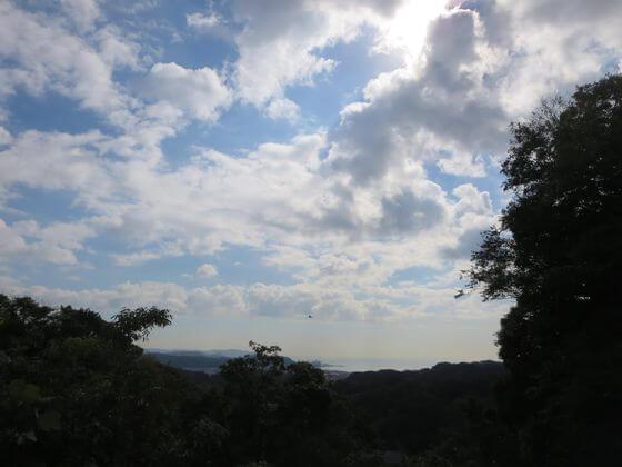 大仏ハイキングコース 由比ヶ浜