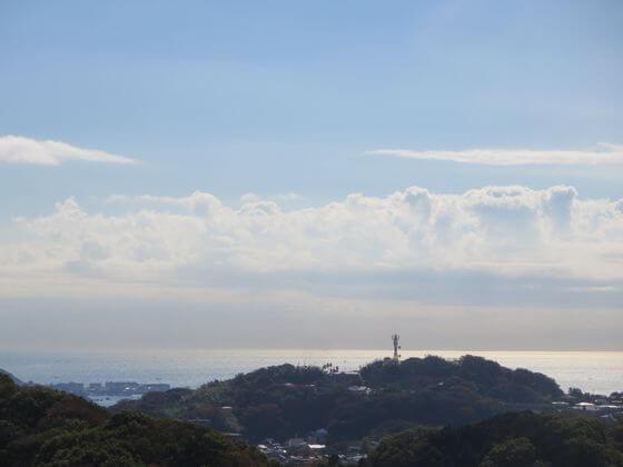 衣張山ハイキングコース12