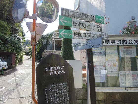 衣張山ハイキングコース19