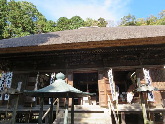 杉本寺 本殿