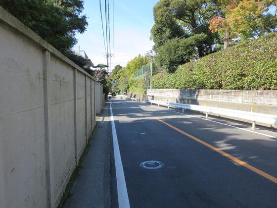 金沢街道(県道204号線)