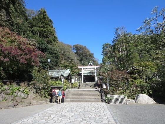 鎌倉宮 境内