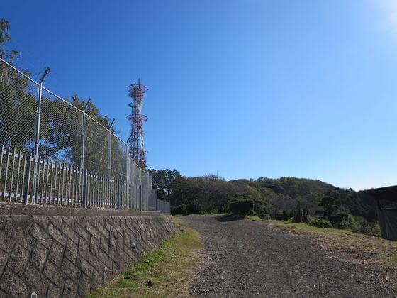 円海山無線中継所