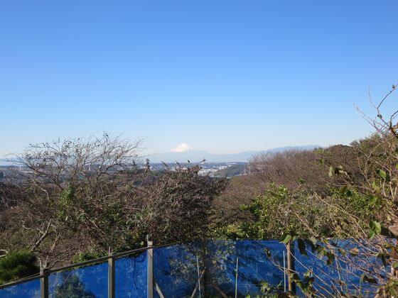 円海山 関東の富士見百景