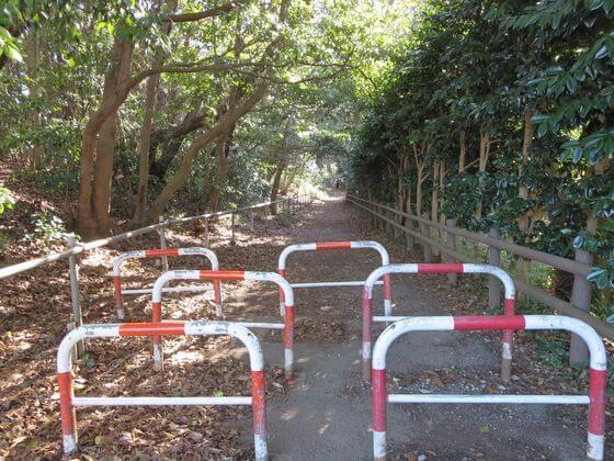 円海山 入口