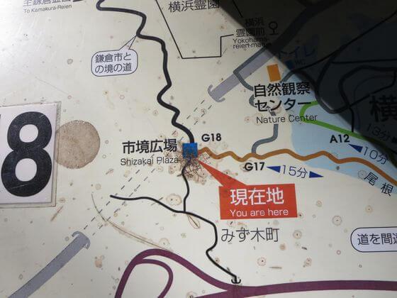 市境広場 地図