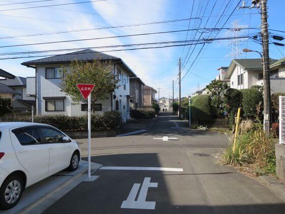 町田フットパス 長津田 すずかけ台5