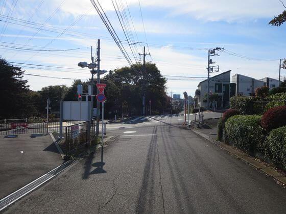 藤公園前 信号