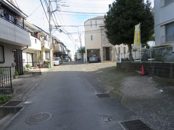 町田フットパス 長津田 すずかけ台11