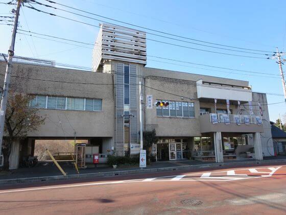 飯能市 中央公民館