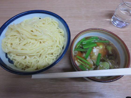 住田屋食堂 つけ麺
