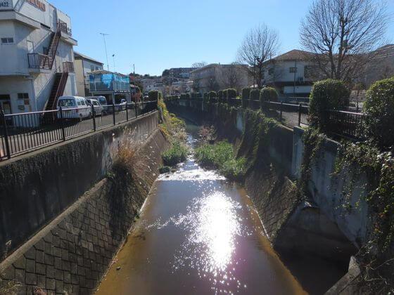 能ヶ谷橋 景色