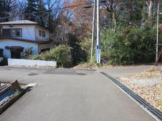 鎌倉街道早ノ道