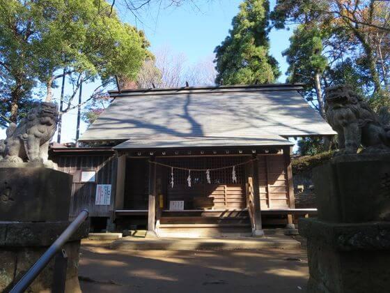 鶴川 神明神社