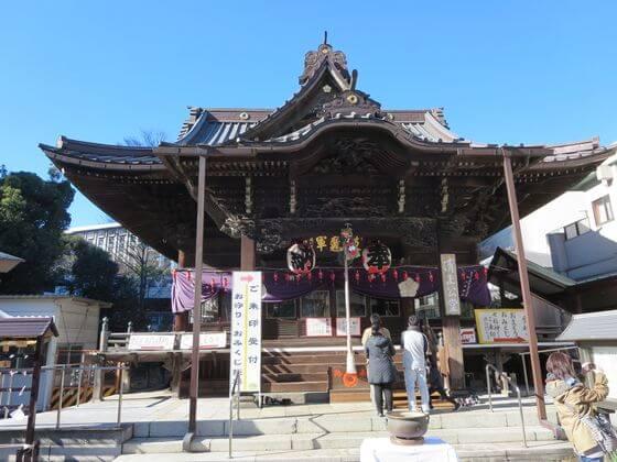覚林寺 本堂