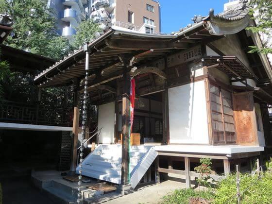 妙円寺 妙見堂