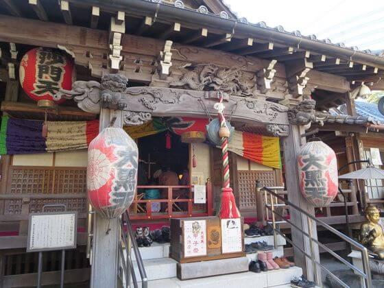 大円寺 本堂