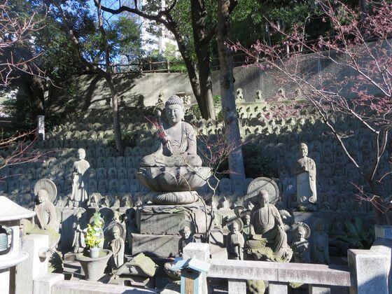 大円寺 五百羅漢