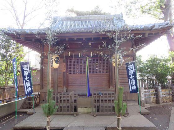 小山八幡神社大黒天社