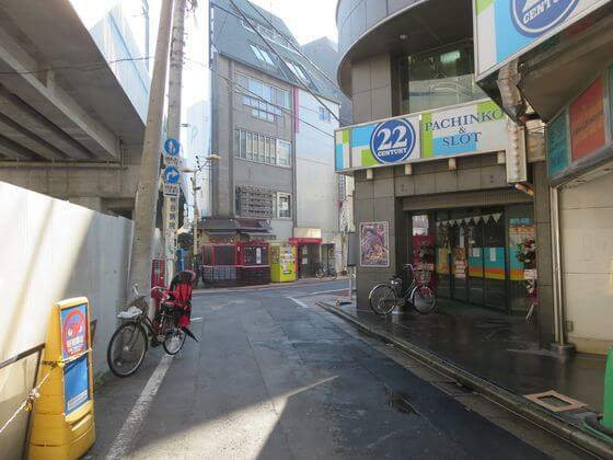 糀谷駅南口