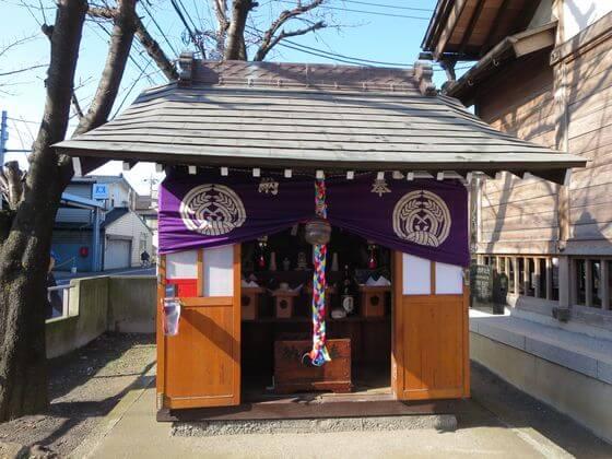 高山稲荷神社 羽田