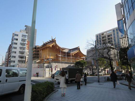 日本橋七福神 水天宮