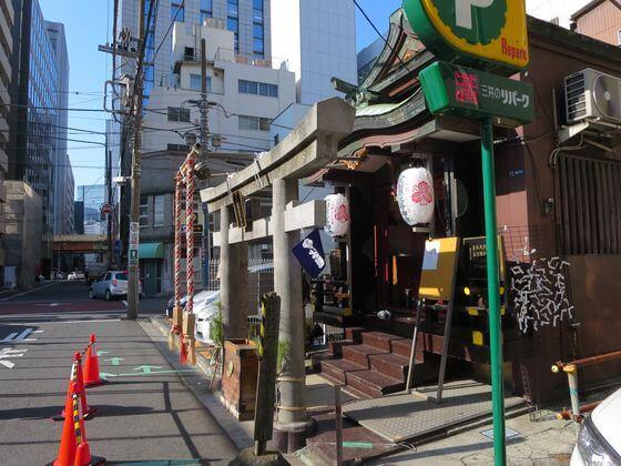 日本橋七福神 寶田恵比寿神社