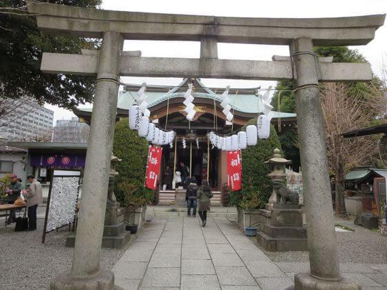 隅田川七福神 白髭神社