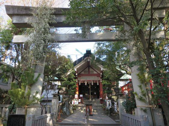 天祖神社 亀戸