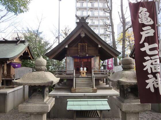 香取神社 大国神 恵比寿