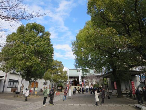 香取神社 亀戸
