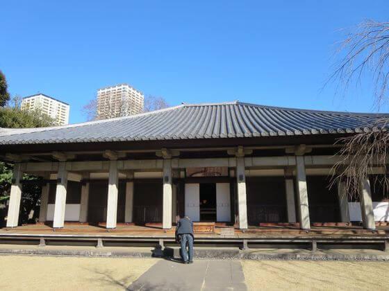 天王寺 本堂