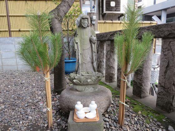 熊野神社 地蔵