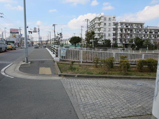 引地川 富士見橋