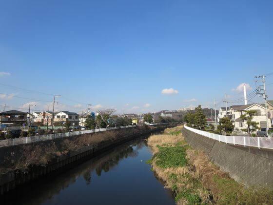 上村橋 景色
