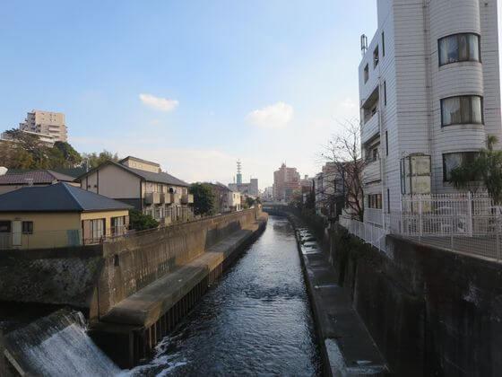 藤沢橋 景色