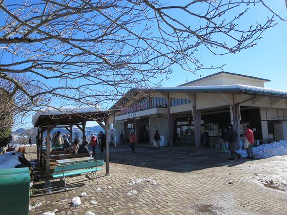 宝登山 ロープウェイ 山頂駅