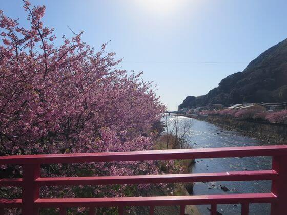館橋 景色