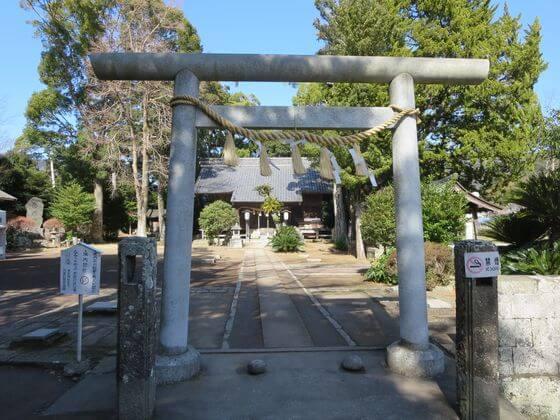 杉桙別命神社