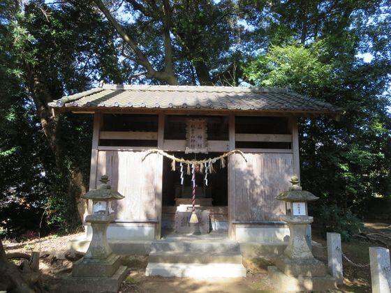 山神社 秋葉山神社