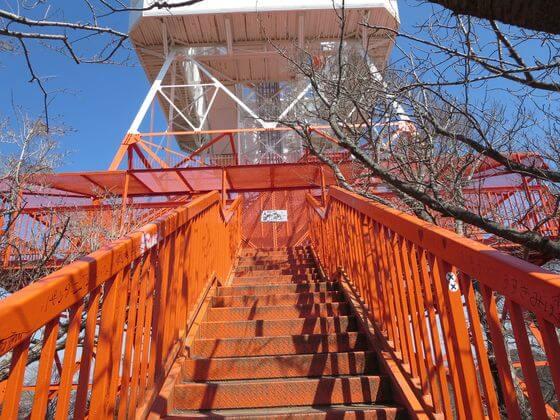 湘南平 テレビ塔