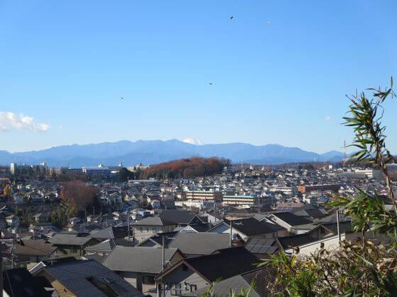 町田フットパス 真光寺