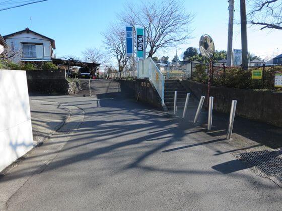 鶴見川 旧道